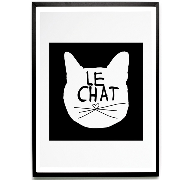 Le Chat - for mum?