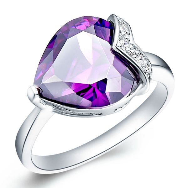 Find More Rings Information about Ring of Silver 925 Anillos Plata Mujer Engagement Rings for Women Anillos De Compromiso Purple Red Jewelry 2015 New Ulove J186,High Quality ring cupcakes,China ring cameo Suppliers, Cheap ring training from ULove Fashion Jewelry Store on Aliexpress.com