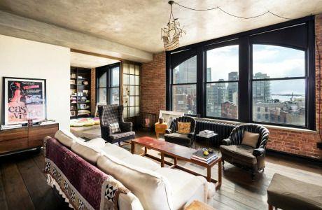 Πώς θα ήταν το σπίτι σου αν ήσουν διάσημη; Μπες στο διαμέρισμα της Kirsten Dunst στο Σόχο