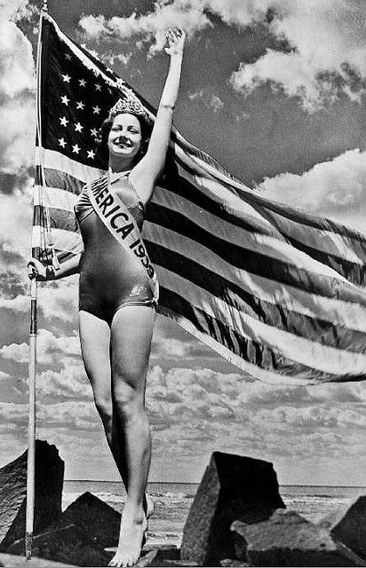 Patricia Donnelly, Miss America 1939