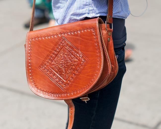saddle bag- parece un carriel