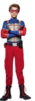 Henry Danger -- Kid Danger Cosplay Costume Version 01