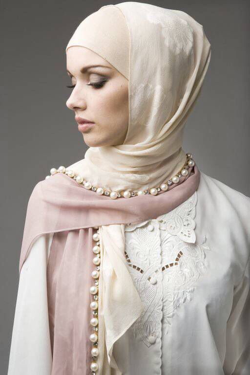 Latest Hijab collection with new trend and style