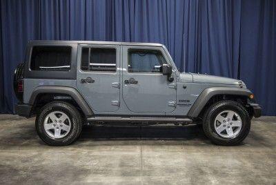 2014 Jeep Wrangler Unlimited Sport 4x4 - JK
