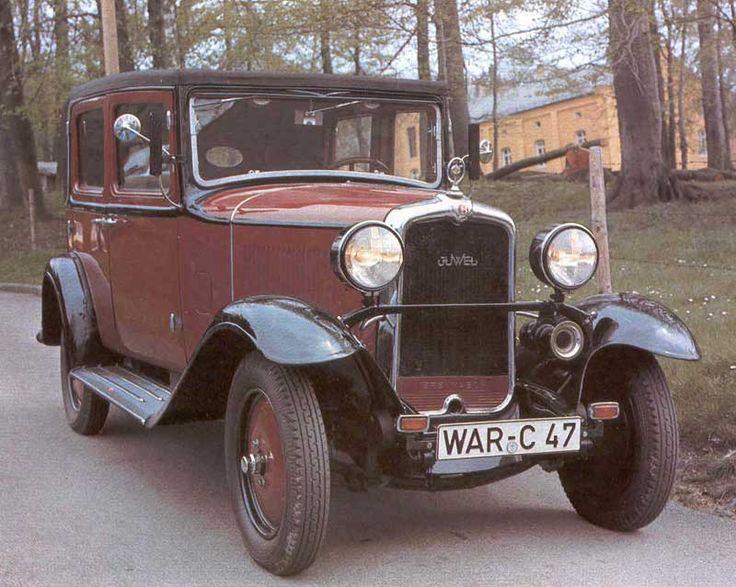 1930 Brennabor Juwel 6...