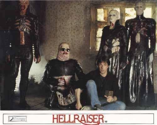 Hellraiser: Hellworld (Video 2005) - Full Cast & Crew - IMDb