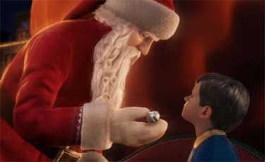 """""""The bell still rings for me, as it does for all who truly believe."""" The Polar Express"""