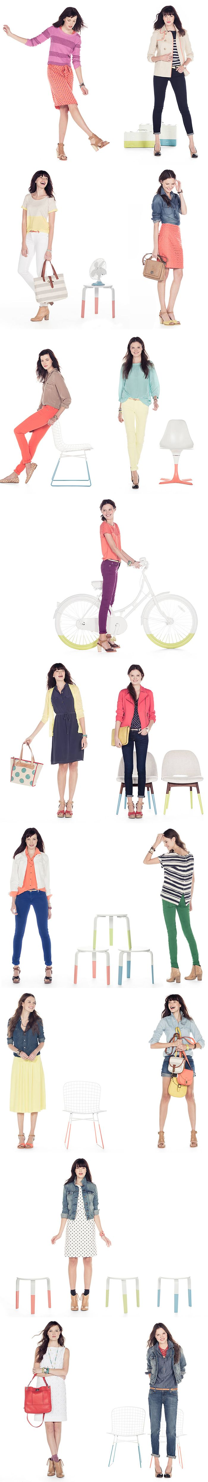 Freshly picked looks! #Fossil #SongofSpring #Spring Register to Win Here: http://on.fb.me/Y44D7O