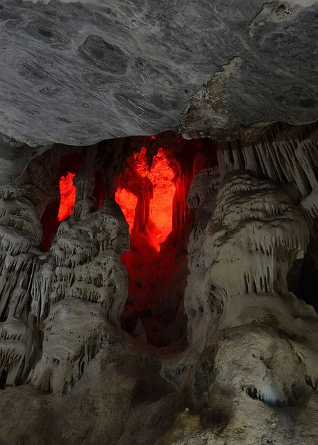 Cango Caves . South Africa