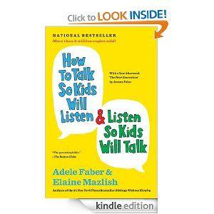 how to talk so kids will listen workshop