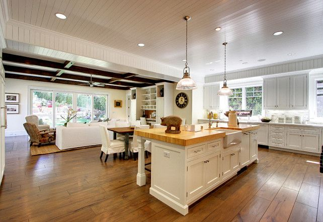 Open Concept Kitchen Design Cool Design Inspiration