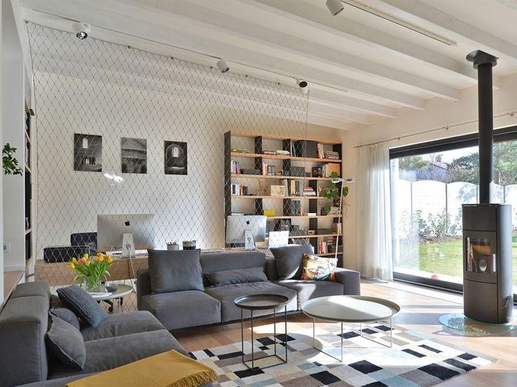 Rekonstrukce: <small>Moderní interiér, tradiční exteriér</small>