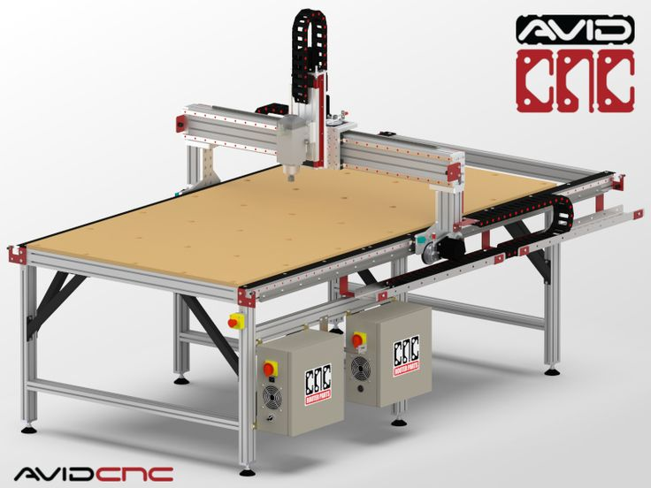 Xis Machine Configurations An Extended Gantry Provides The Ability Cnc Router Diy Cnc Router Cnc Router Parts