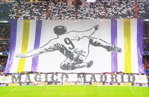 Mágico Madrid.