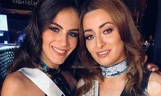 Miss Iraq and Miss Israel vying for Miss Universe title face backlash over selfie - DAWN.com