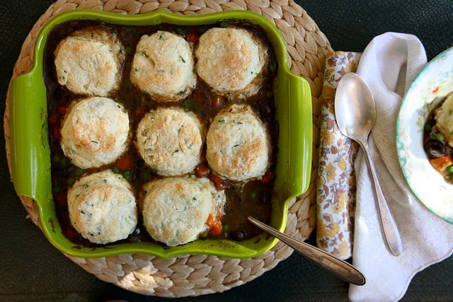 Whole Foods Veggie Pot Pie