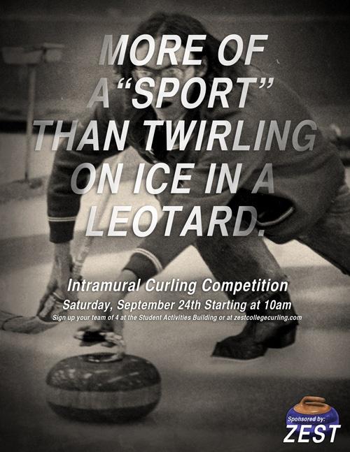 curling vs. twirling