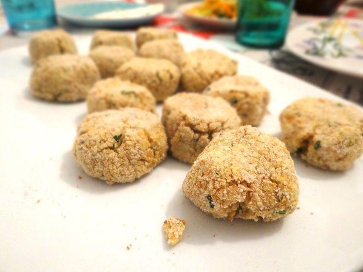 Falafel cotti in Forno senza Uova
