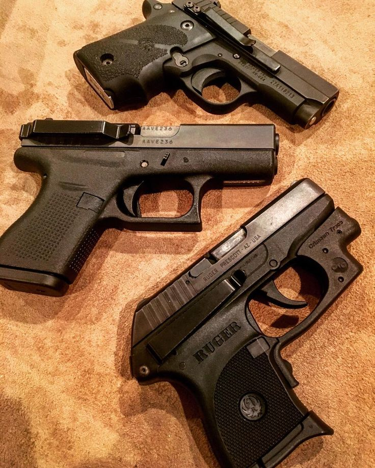 Concealed Carry Belt Clips for your .380 Clipdraw.com Sig ...