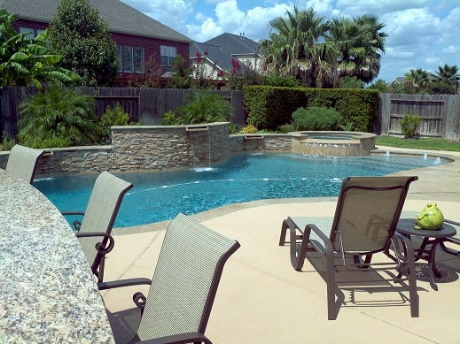 17 best images about our new home on pinterest models for Pool design katy tx