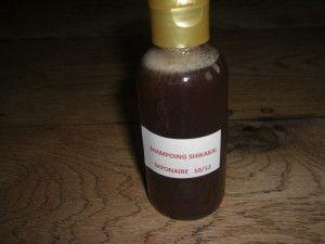Shampoing doux à la saponaire shikakai et soie - 100 % Plantes Ma Passionnés