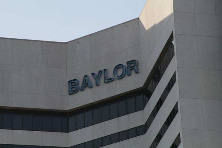 Baylor medical center building in dallas texas photo by