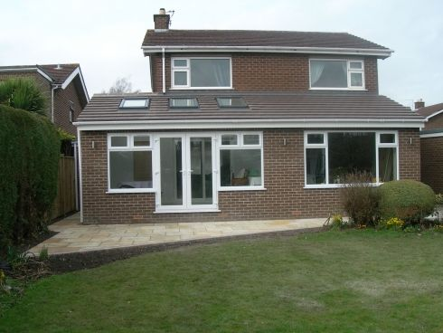 single storey rear extension ideas - Google Search