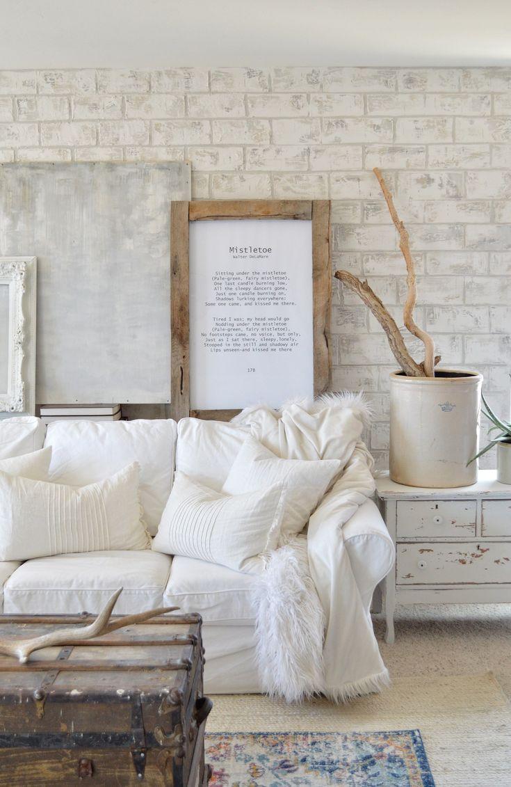 perfect cozy living room