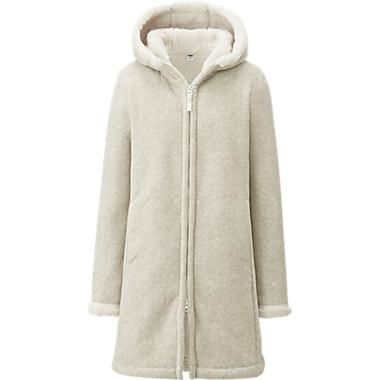 17 Best images about Uniqlo Fleece on Pinterest | Coats, Crew neck ...