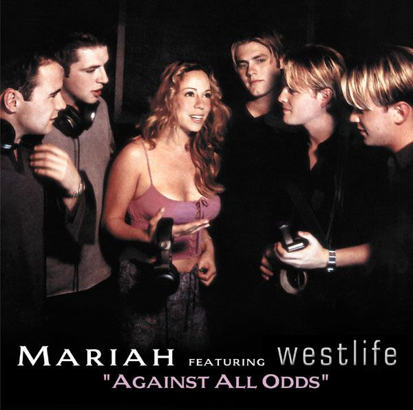 Mariah Carey Feat Westlife Against All Odds Single 2000