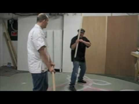 "▶ Irish Stick Fighting (FULL CONTACT) instruction by J.P. Sullivan ""The Irish Guard"" - YouTube"