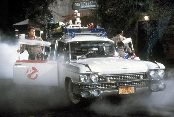 Cadillac Miller-Meteor Ambulance de 1959 - Ecto-1
