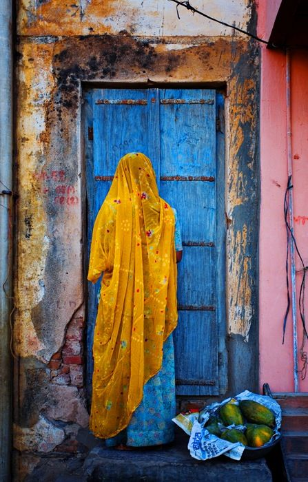 (Pushkar, India - Adam Rose)