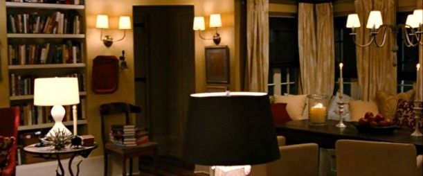 Breaking Dawn Bella And Edward Cottage Living Rooms Cottages