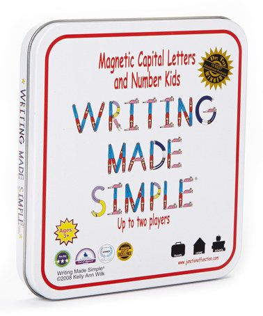 Look what I found on #zulily! Magnetic Writing Made Simple Set #zulilyfinds