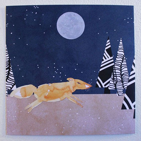 Piirre Collective - Christmas card collection 2014