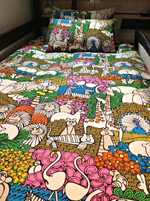 DIY quilt cover