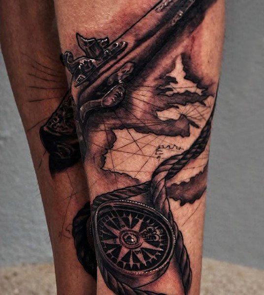 47 Tattoo Designs For Women: 30 Best Ak-47 Rose Tattoos For Men Images On Pinterest