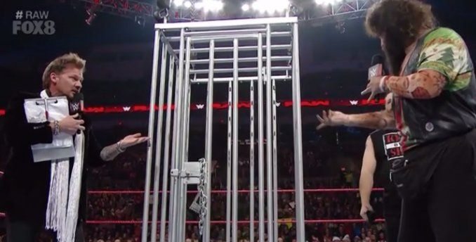 Universal Title Match Announced For The Royal Rumble, Chris Jericho To Be Locked In A Shark Cage