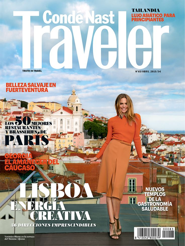 Nº 83, abril de 2015: Lisboa, energía creativa