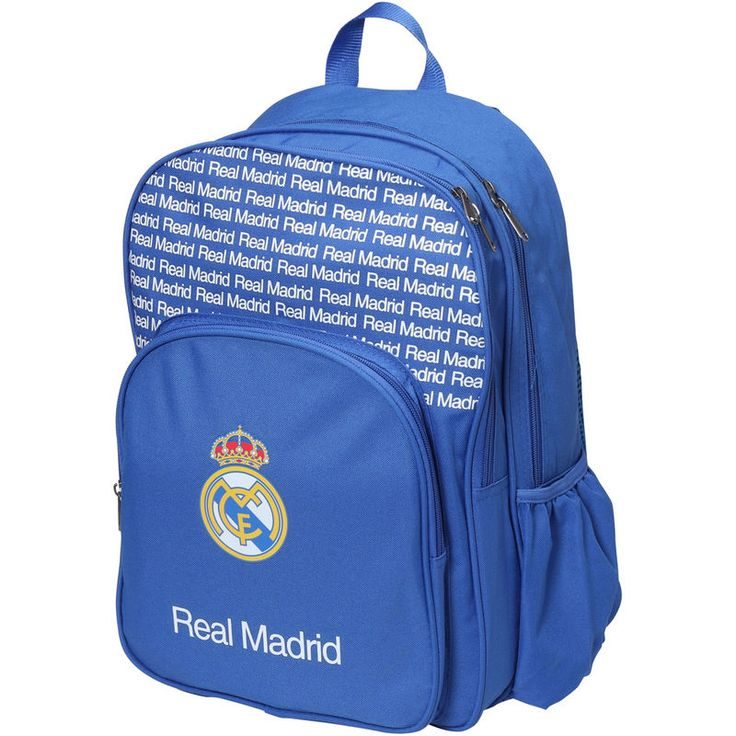 Real Madrid Multi-Compartment Backpack