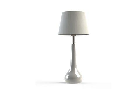 """Настольная лампа """"Taurus white"""""""