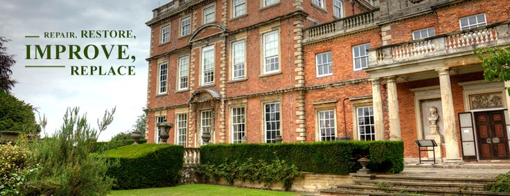 At The Sash Window Restoration, we aim to enhance the appearance of your properties!