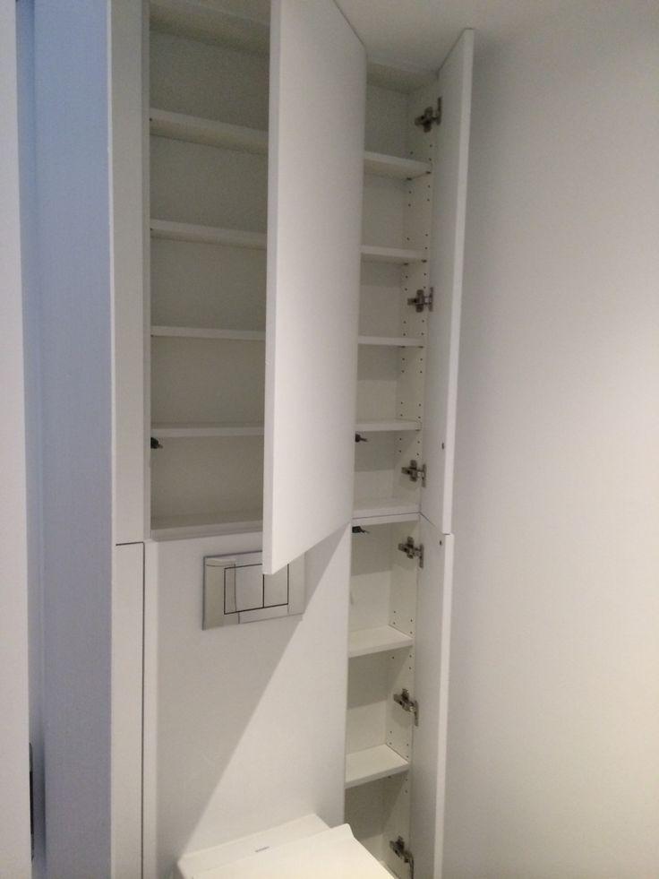 habillage WC suspendu – Menuiserie Willy Letombe                                                                                                                                                                                 Plus