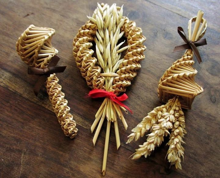Corn dollies...Lammas
