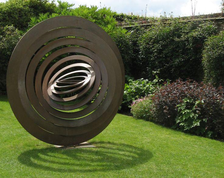 1413 best metal sculptures images on pinterest metal sculptures metal art and iron - Gartenskulpturen metall ...