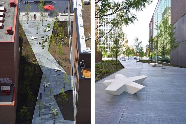 Claude Cormier - Architecture de paysage + Design urbain - PARC HYDRO-QUÉBEC