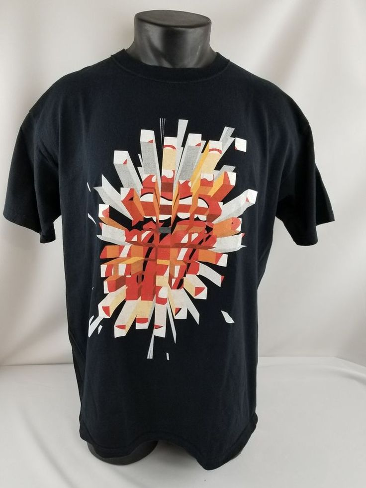2005 Rolling Stones-A Bigger Bang-Music Concert Tshirt Adult Size Large | Clothing, Shoes & Accessories, Unisex Clothing, Shoes & Accs, Unisex Adult Clothing | eBay!