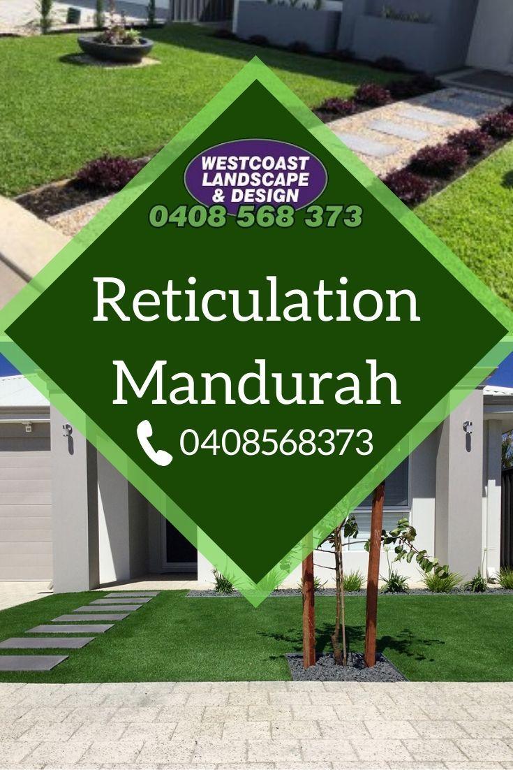 Reticulation In Mandurah Irrigation Landscape Design Mandurah