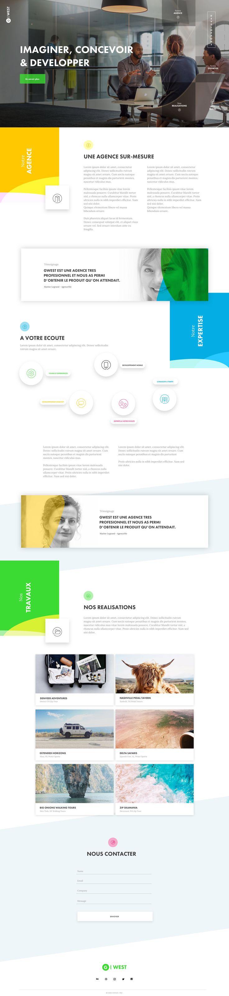 635 best web design images on pinterest